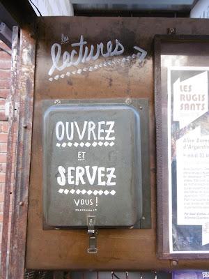 Lettres en cave, rue du Taur, 2, Toulouse, malooka