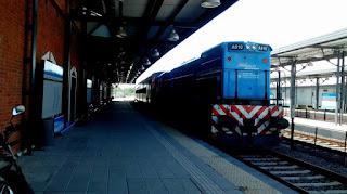 La Fraternidad se adhiere al reclamo por el regreso del tren a Chascomús