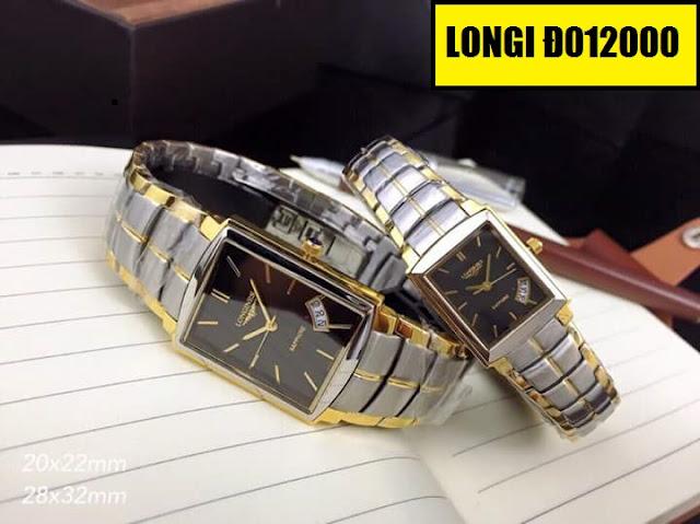 Đồng hồ cặp đôi Longi D012000