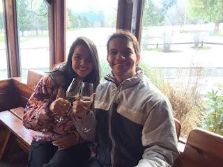 Recepção do passeio ao El Refugio Arelauquen - Bariloche
