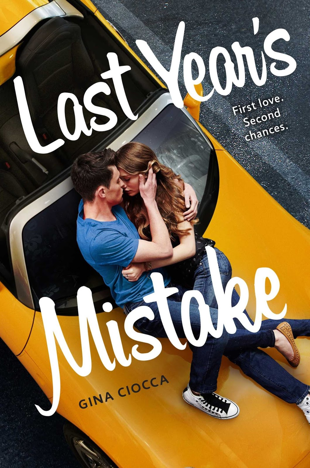 Last Year's Mistake Gina Ciocca cover