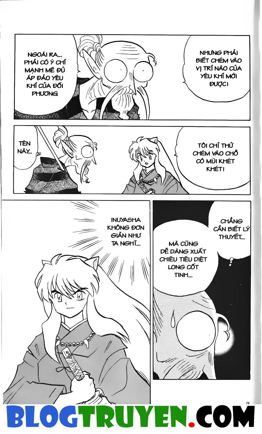 Inuyasha vol 20.4 trang 12