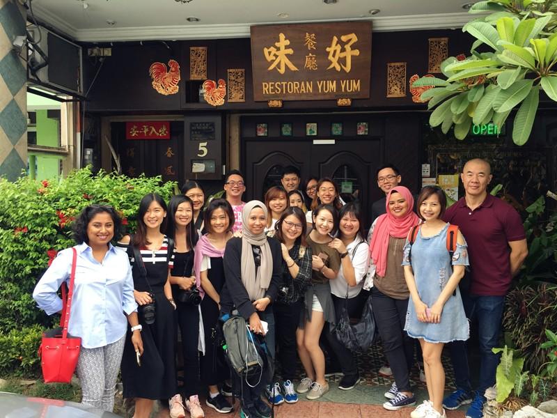 visit perak 2017 yum-yum restaurant food tasting
