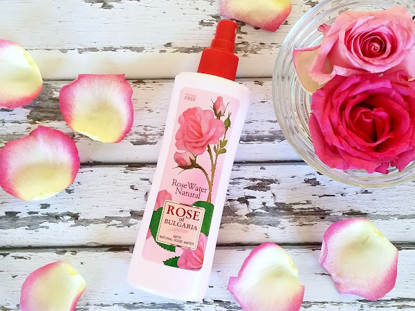 Rose Water - Ways to use it in your daily routine