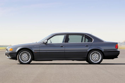 Eksterior BMW E38 Seri-7 Long