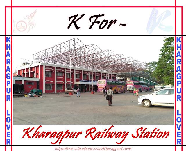 Kharagpur Railway Station, Kharagpur, WB