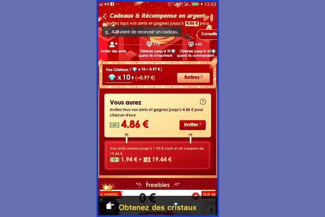 تطبيق vova المشهور أصبح يدفع المال للمستخدمين وسارع وأربح منه أكثر من 4 دولار يوميا بدون جهد مع إثبات السحب