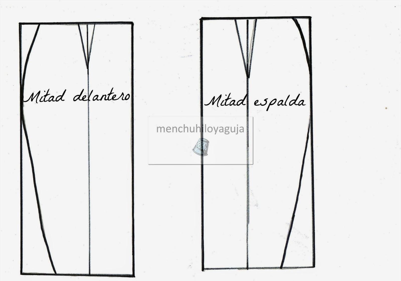 Patrones de Costura: CÓMO HACER UNA FALDA DE FLAMENCA CON TRES VOLANTES