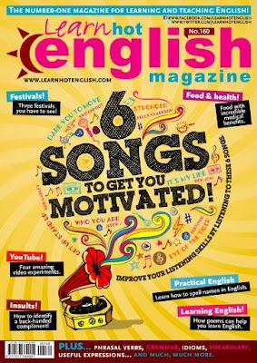 Hot English Magazine - Number 160