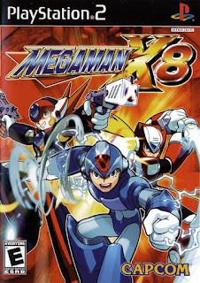 Mega Man X8 PS2 ISO Download
