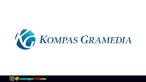 Lowongan Kerja Maintenance PT. Kompas Gramedia Terbaru Juli 2018