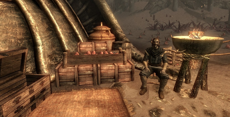 Wolfgar's Elder Scrolls Blog: Skyrim - Dragonborn - My Thoughts
