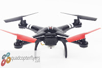 WL Toys Q222G FPV Quadcopter Black