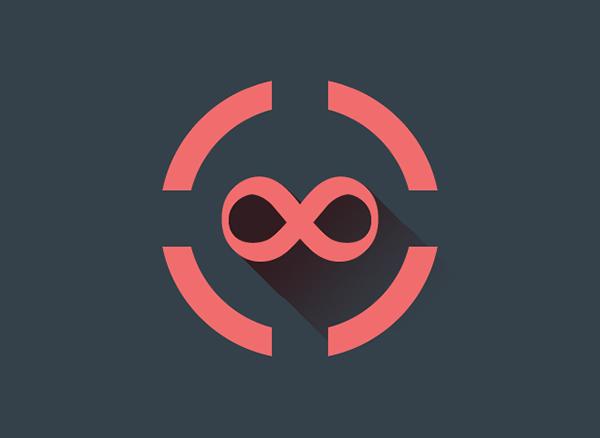للمبتدئين : كيف تصمم شعار فلات بواسطة الفوتوشوب