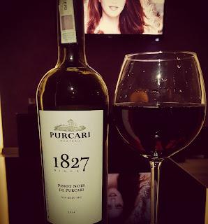 Purcari Pinot Noir opis smaku i recenzja wina