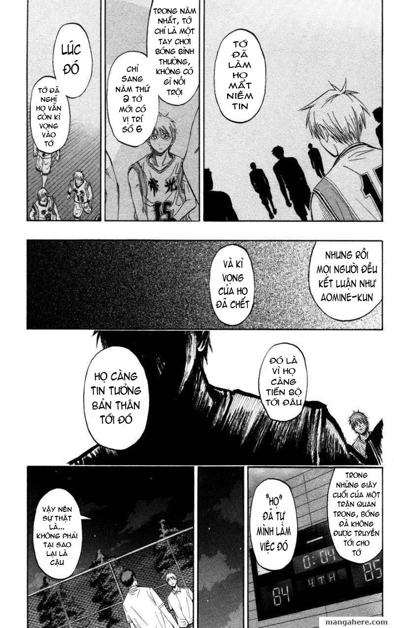 Kuroko No Basket chap 057 trang 12