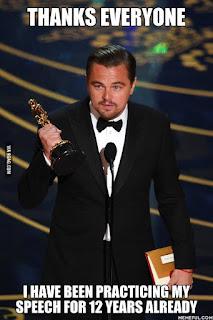 Oskary Leonardo Di Caprio