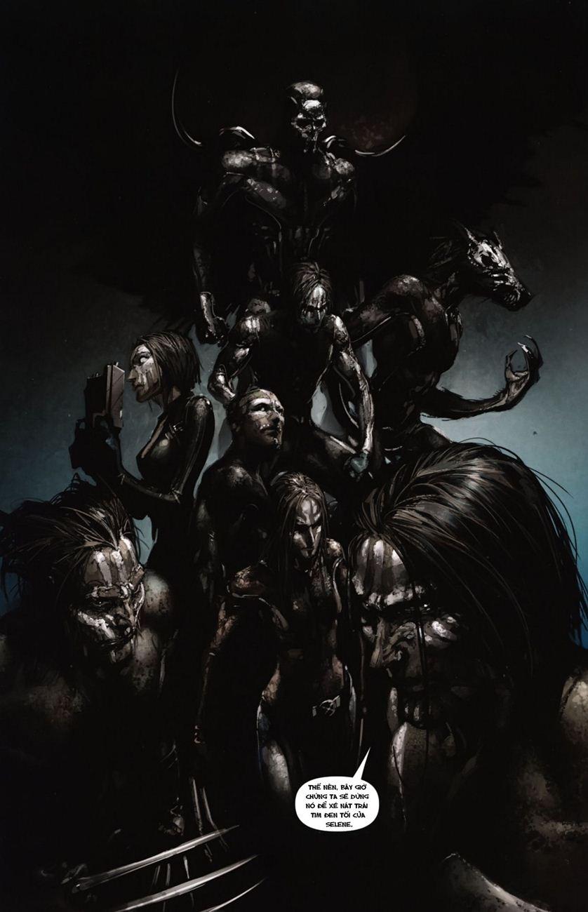 X-Men Necrosha chap 13 trang 8