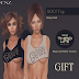 CNZ - BOO! TOP / THIRDLIFE EXCLUSIVE GIFT