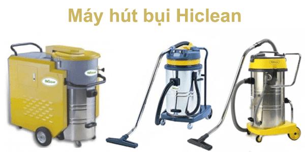 máy hút bụi công nghiệp lớn hiclean