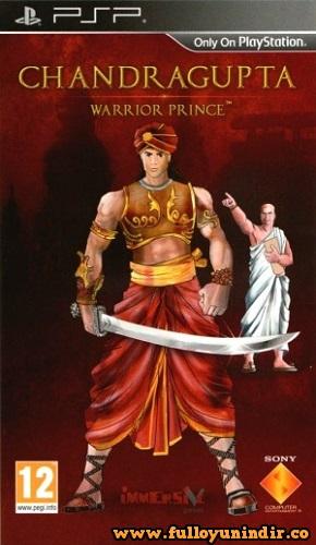 Chandragupta: Warrior Prince PSP