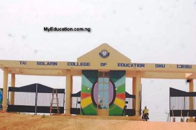Tai Solarin College of Education