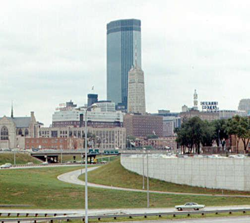 History Adventuring: The IDS Center In The 1970s
