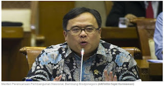 WOW... Pengangguran di Indonesia Bakal Digaji Pemerintah, Ini Penjelasan Menteri Perencanaan Pembangunan