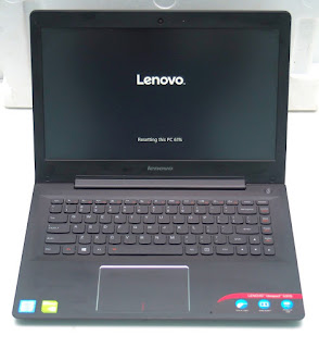 Jual laptop Gaming Lenovo 500S-14ISK Bekas