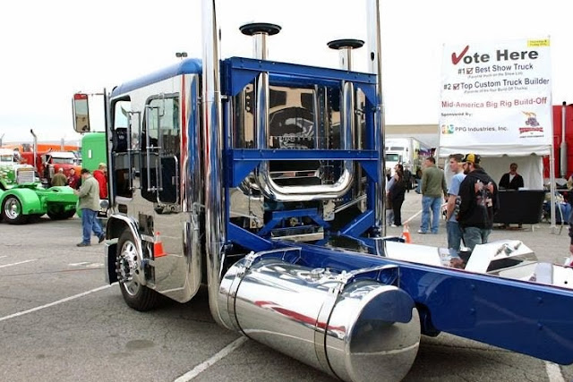 gambar modifikasi truk volvo paling keren