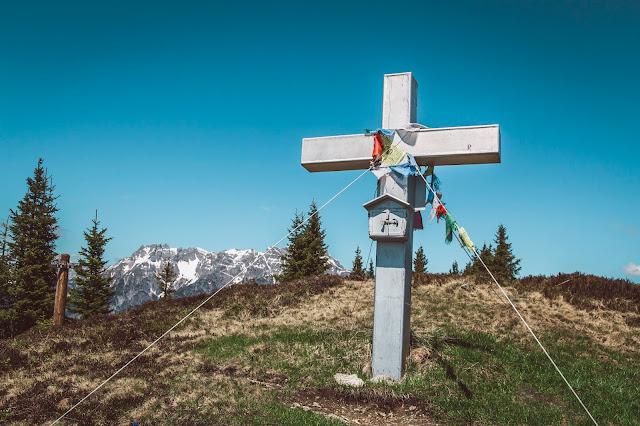 Saalfelden-Leogang - Saalachtaler Höhenweg 08