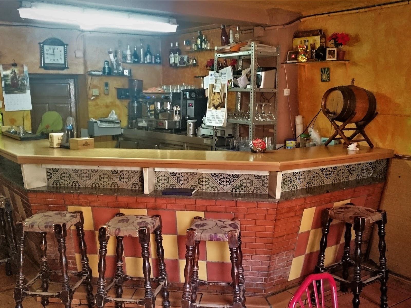 "Bar ""Flor de Cuba"", Alfacar"