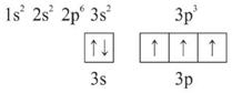 konfigurasi elektron PH3