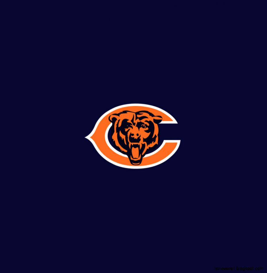 Nfl Team Chicago Bears Logos Wallpapers View Wallpapers
