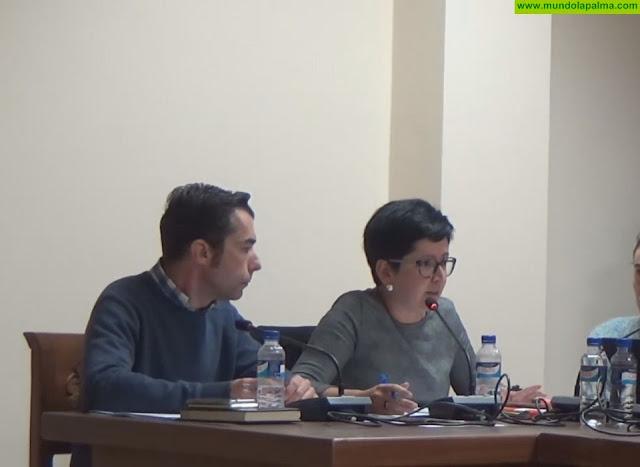 El PP le insiste a Marcos Lorenzo que no olvide la Urbanización de Nuestra Señora de Candelaria