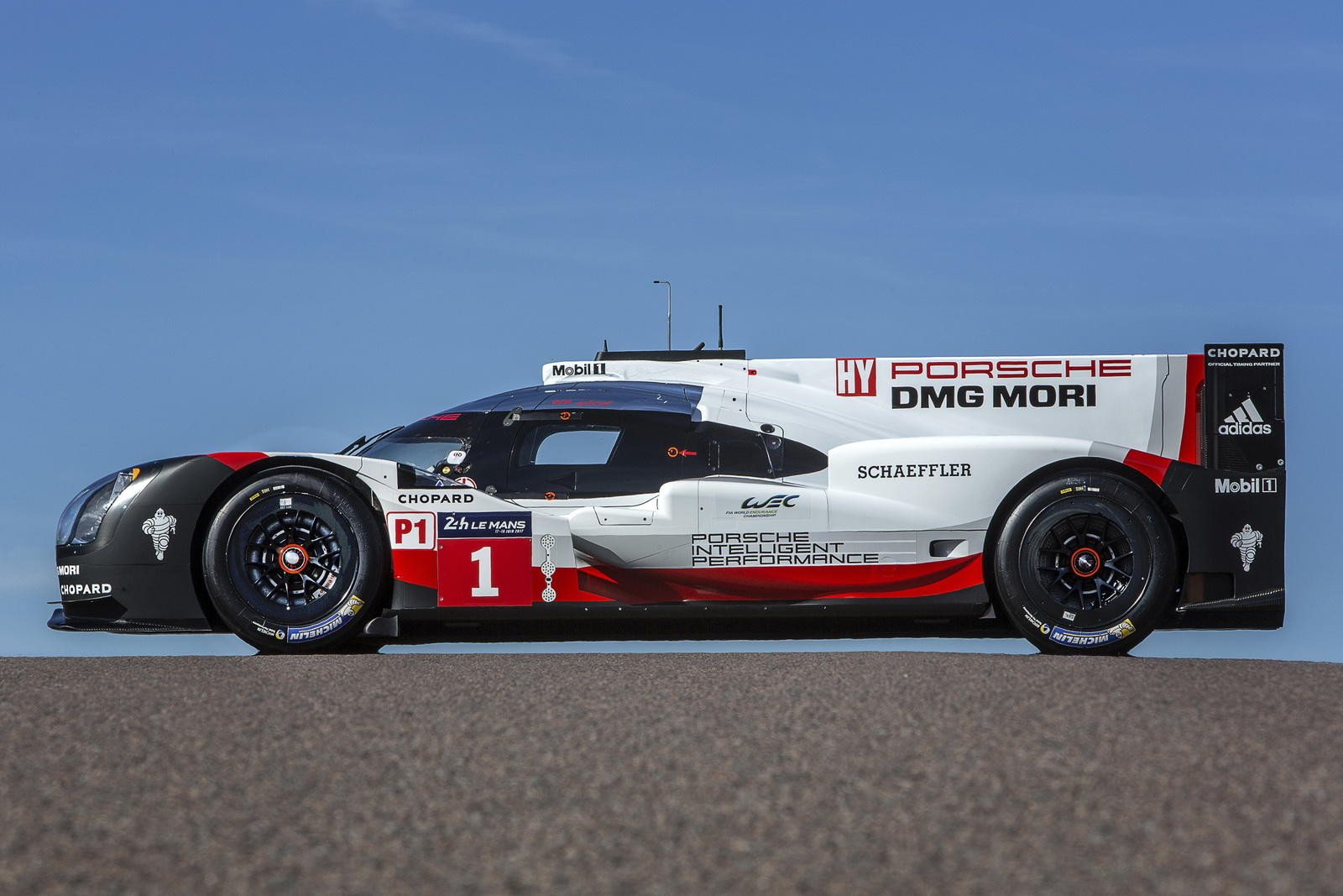 Porsche S New Lemans Lmp1 Weapon Is The 919 Hybrid With A V4