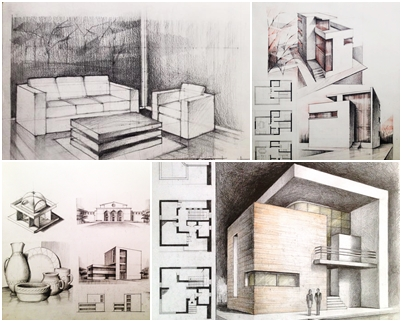 Pregatirea pentru admitere la arhitectura