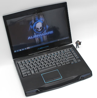 Laptop Gaming AlienWare M14xR1 ( Core i7 )