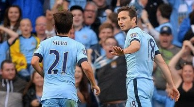 manchester city vs chelsea frank lampard