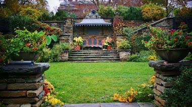 Dumbarton Oaks Gardens. Noviembre 2015