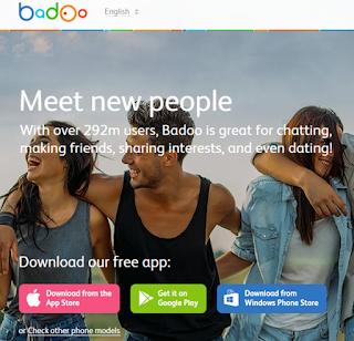 Free dating sites like badoo