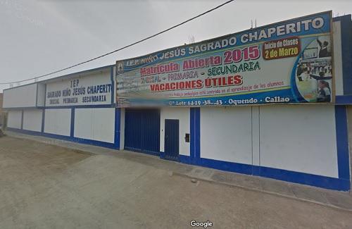 Colegio SAGRADO NIÑO JESUS CHAPERITO - Callao