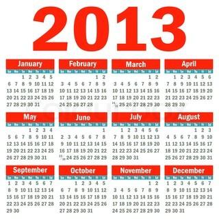 New Year Calendar  | Calendar  |  Calendar Desktop Background