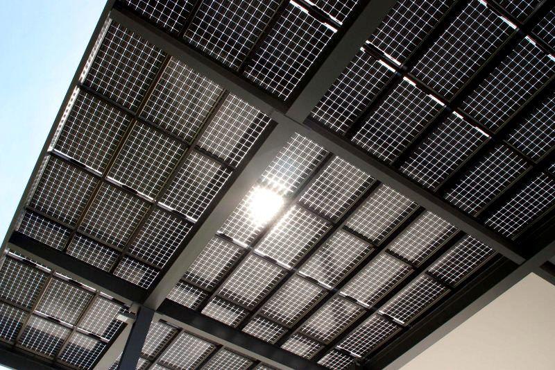 modulos solares bifaciales