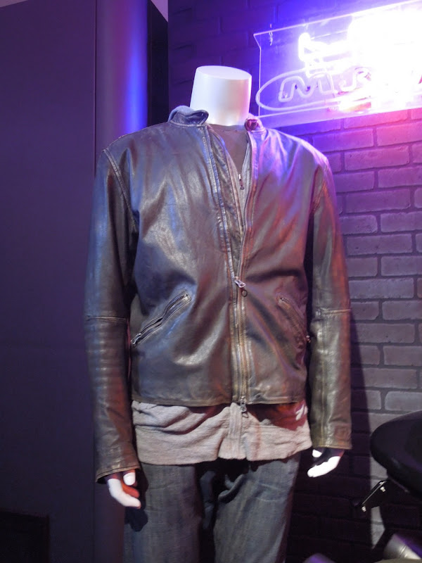 Sam Flynn Tron Legacy leather jacket