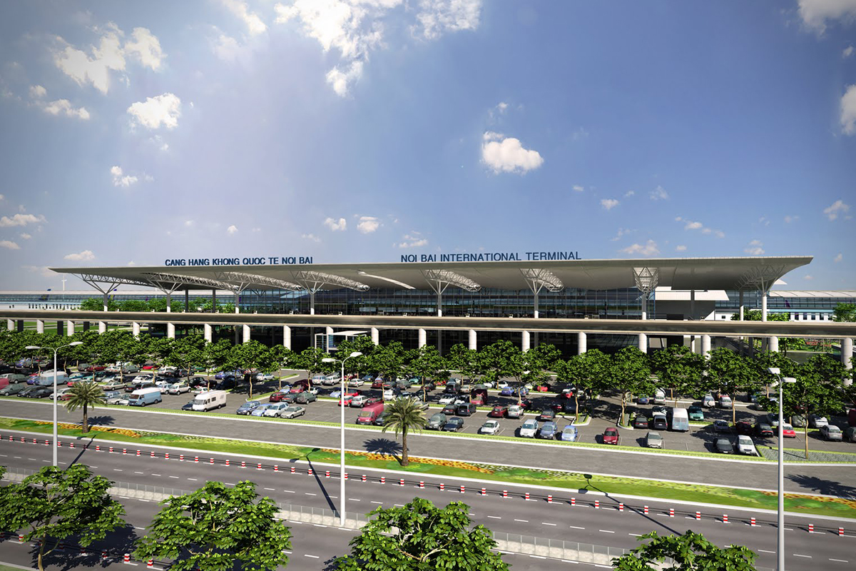 Aeropuerto Noi Bai, Hanoi (Vietnam)