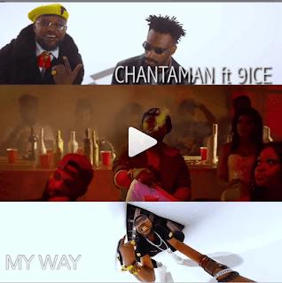 Chantaman Ft. 9ice – My Way