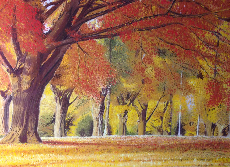 paisajes oto o para pintar imagen paisajes oto o para