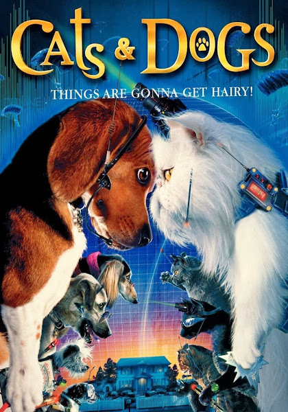 Cats Amp Dogs 2001 In Hindi Hollywood Hindi Dubbed Movie
