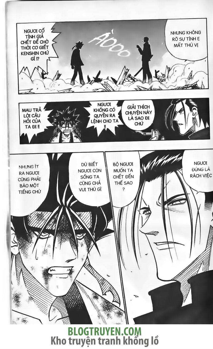 Rurouni Kenshin chap 197 trang 6